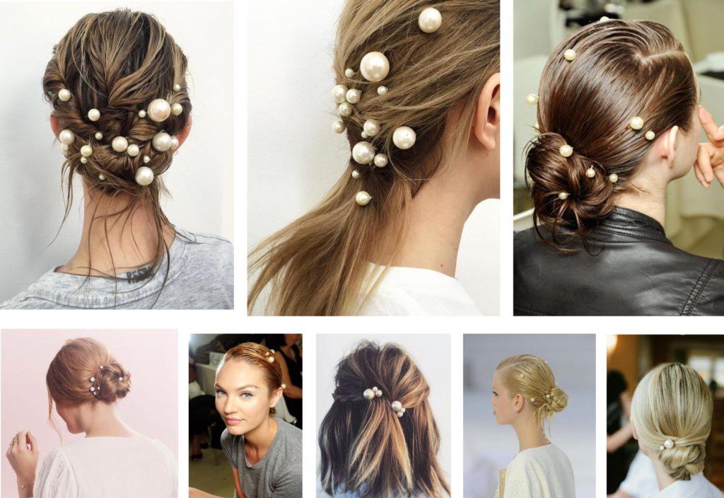 Inspiración para novias, las perlas.