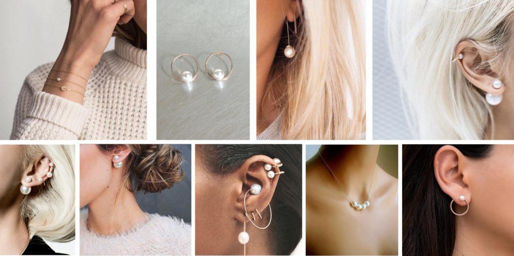 Joyeria perlas diferente