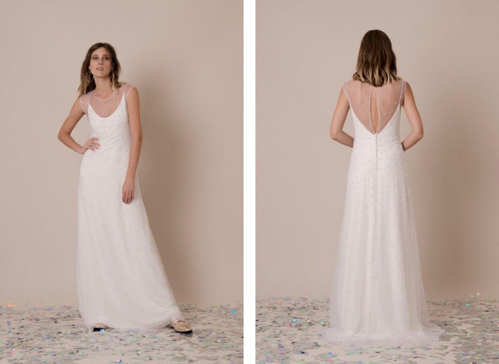 Vestido Pithaya de Paola Carolina