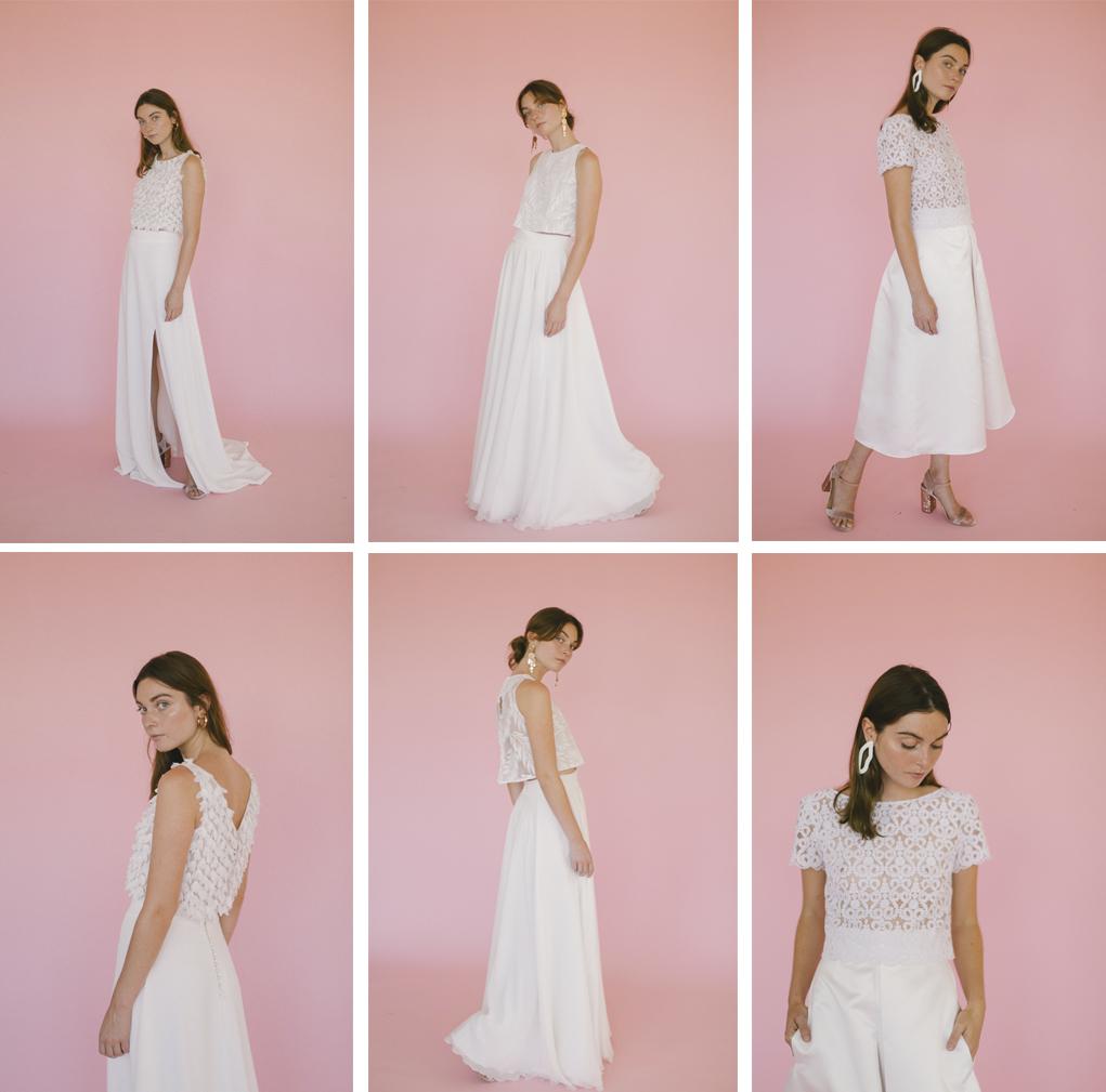 vestidos de novia de dos piezas 02