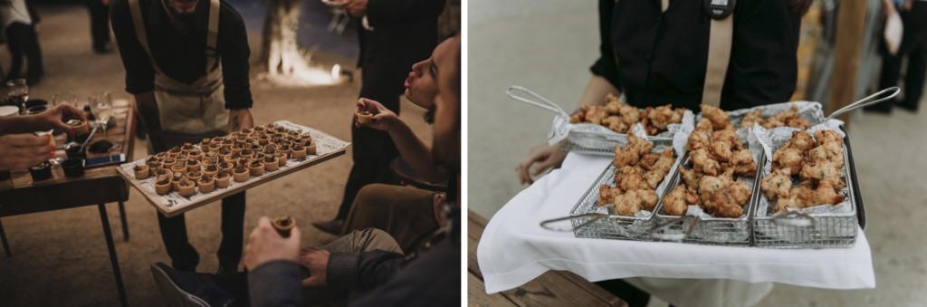 Catering para bodas Calblay