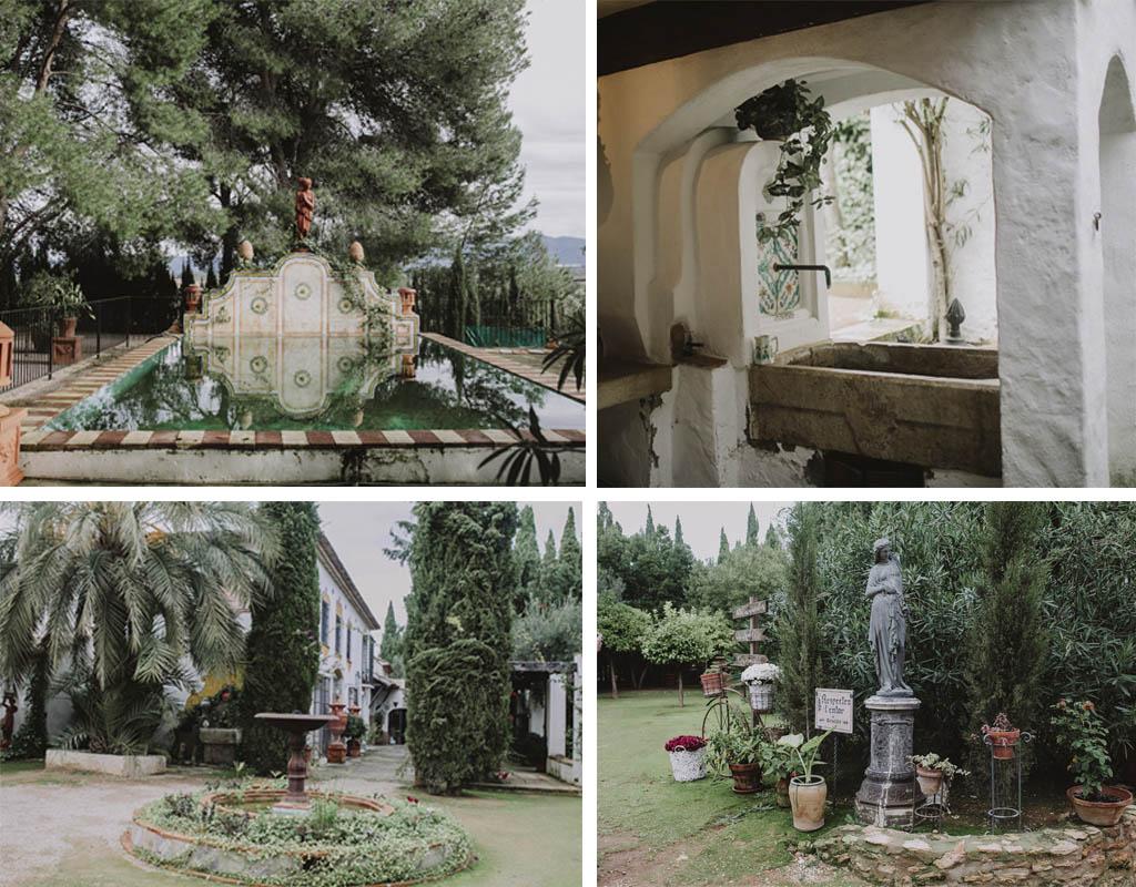 lugar para celebrar la boda