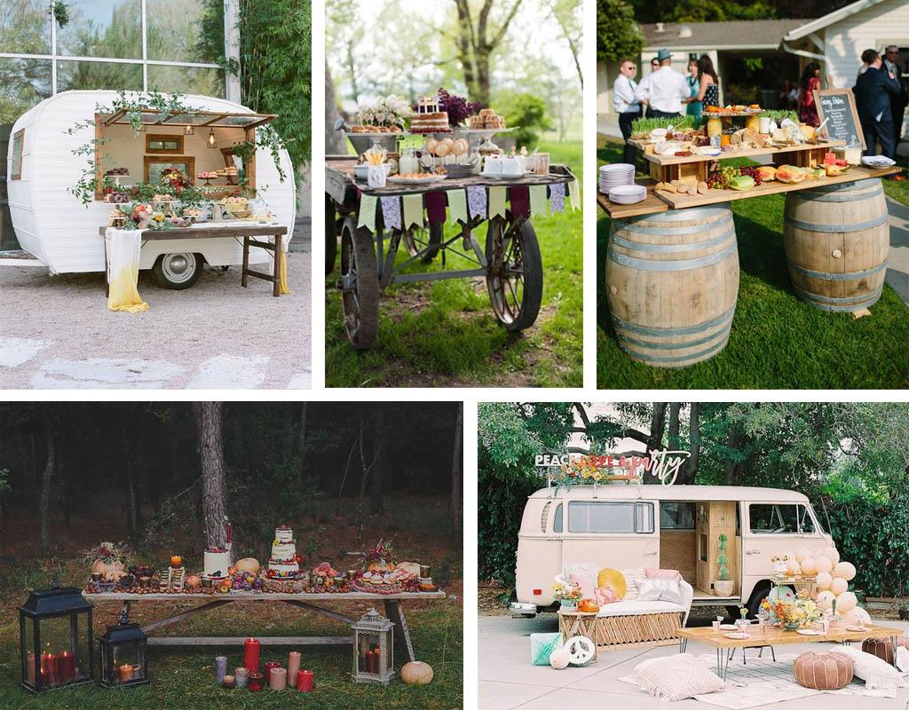 food trucks de boda