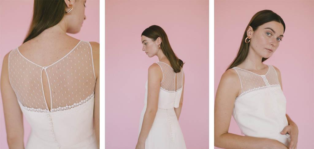 transparencias en hombros vestidos de novia