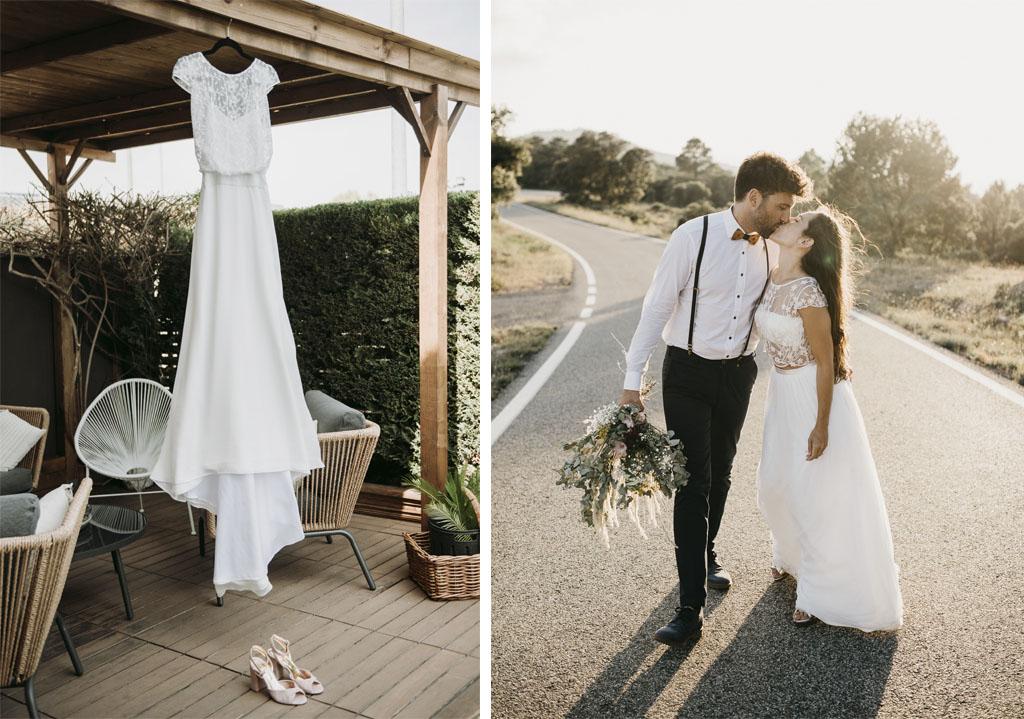 Vestidos de novia nuevos personalizados