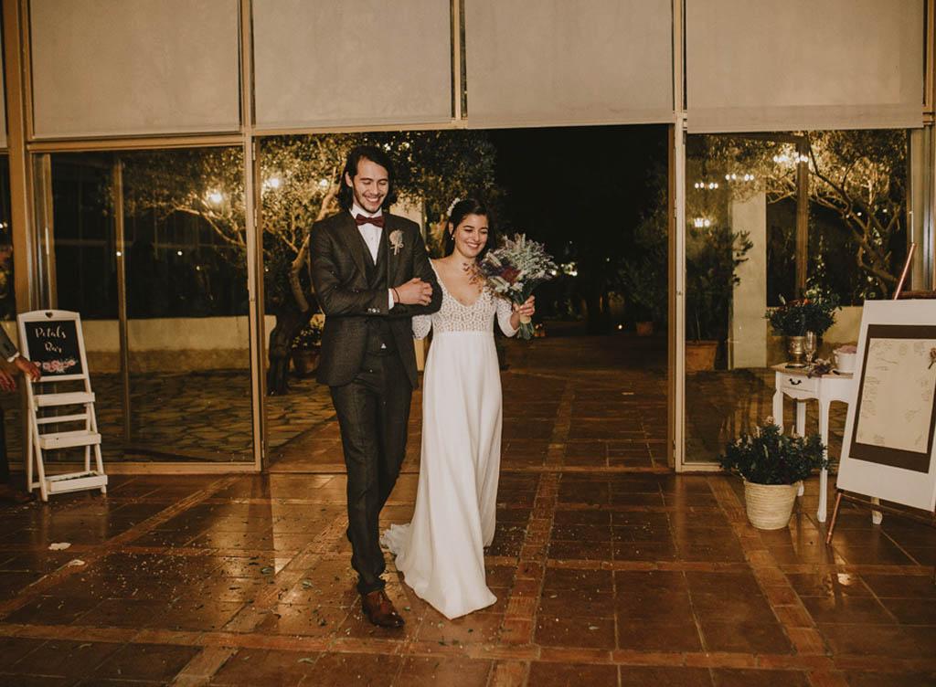 boda inspiración rustica