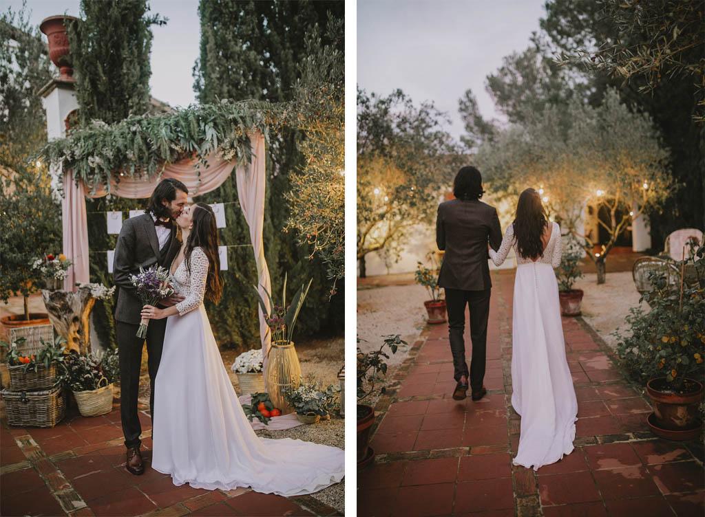 boda rustica inspiración