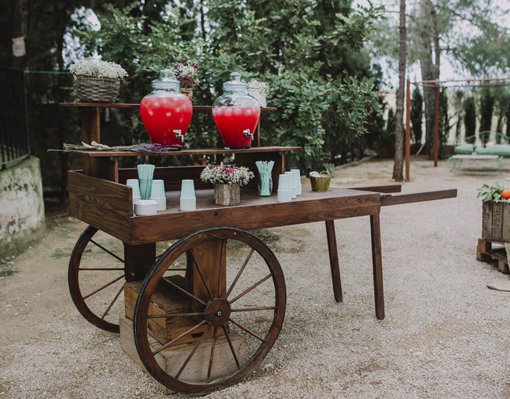 bodas inpiración rusticas