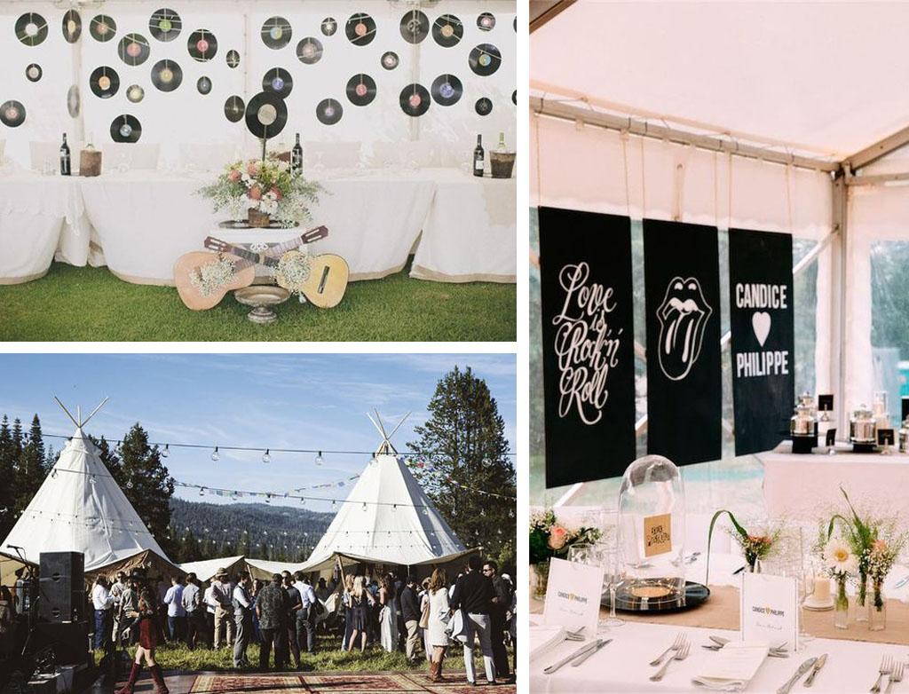 bodas inpiradas en festivales