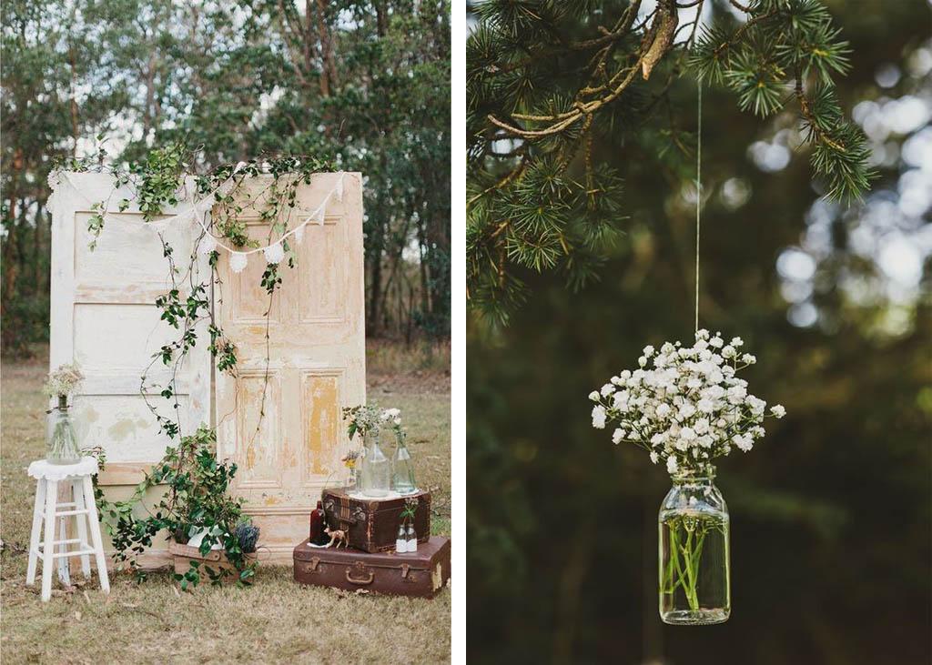 inspiracion bodas rusticas