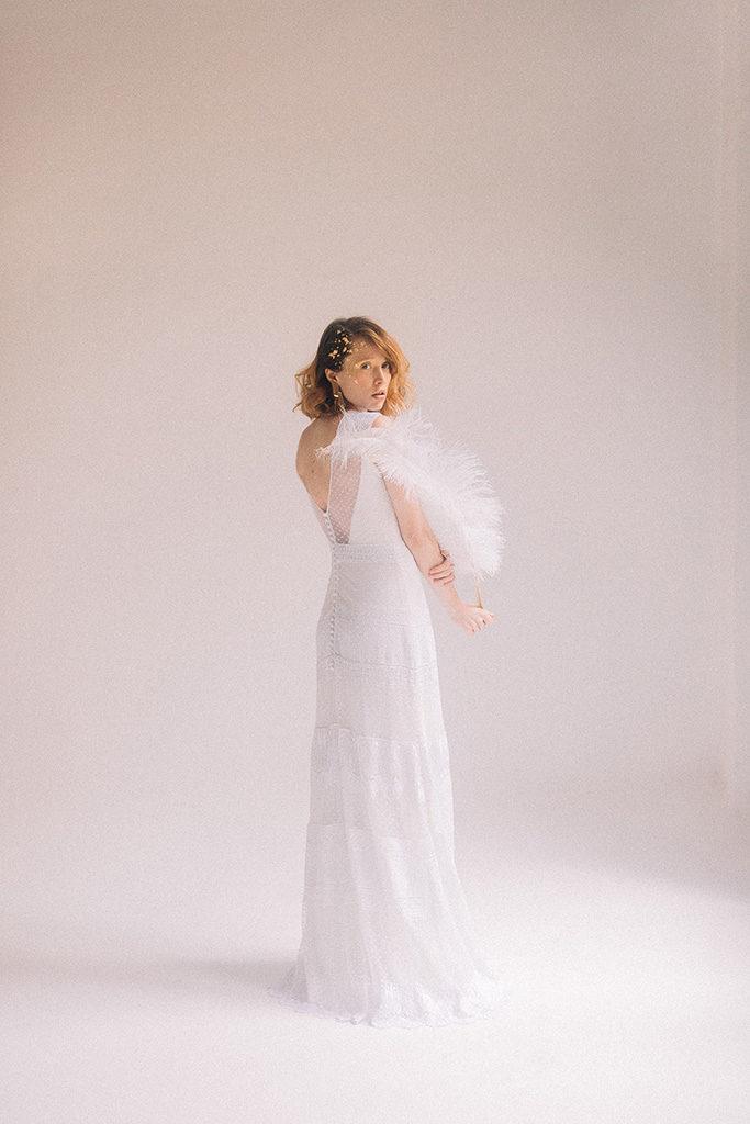Vestido Lomi espalda