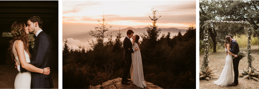 foto de boda diferente