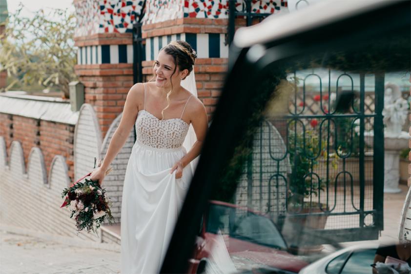 vestido de novia paola carolina